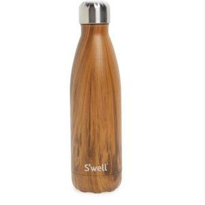 Swell Wooden Waterbottle
